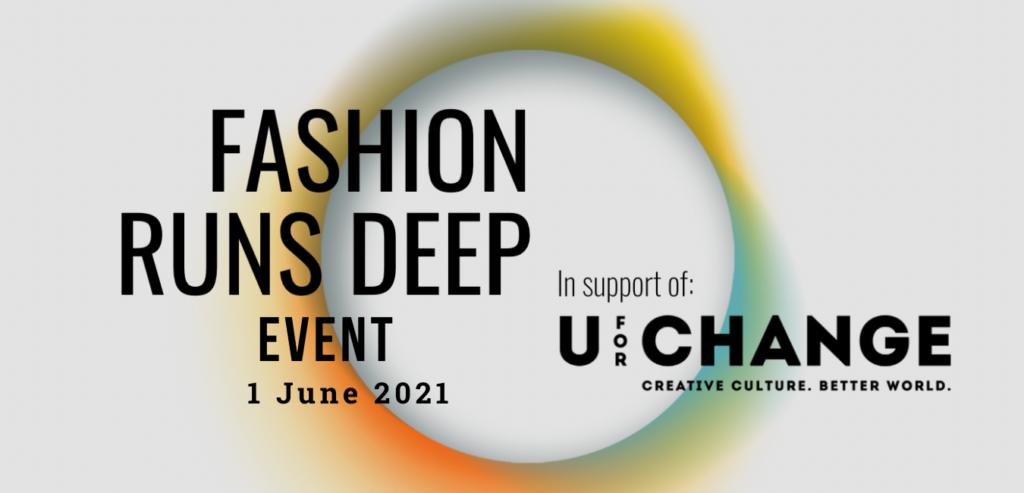 Fashion event with UforChange, Fashion & Arts, Fashion runs deep